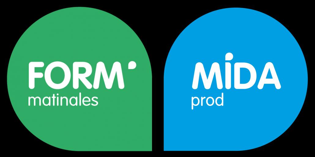 Midaprod & Form'matinales, Création sites Internet et Formations Web et Réseaux Sociaux